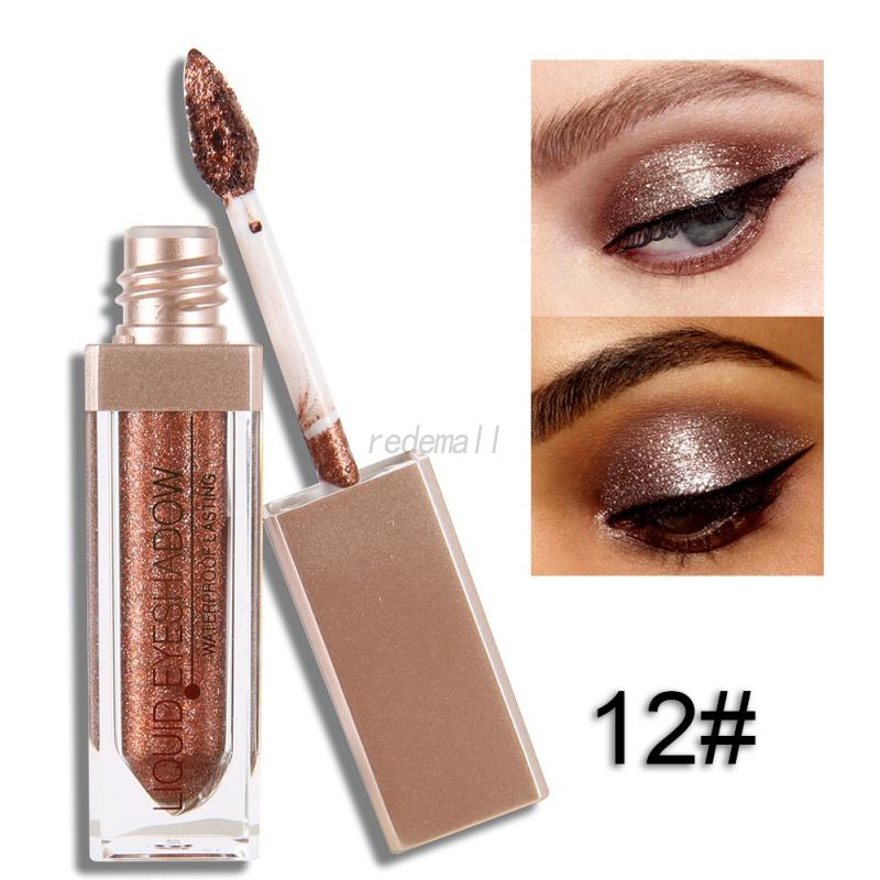 Liquid eye makeup