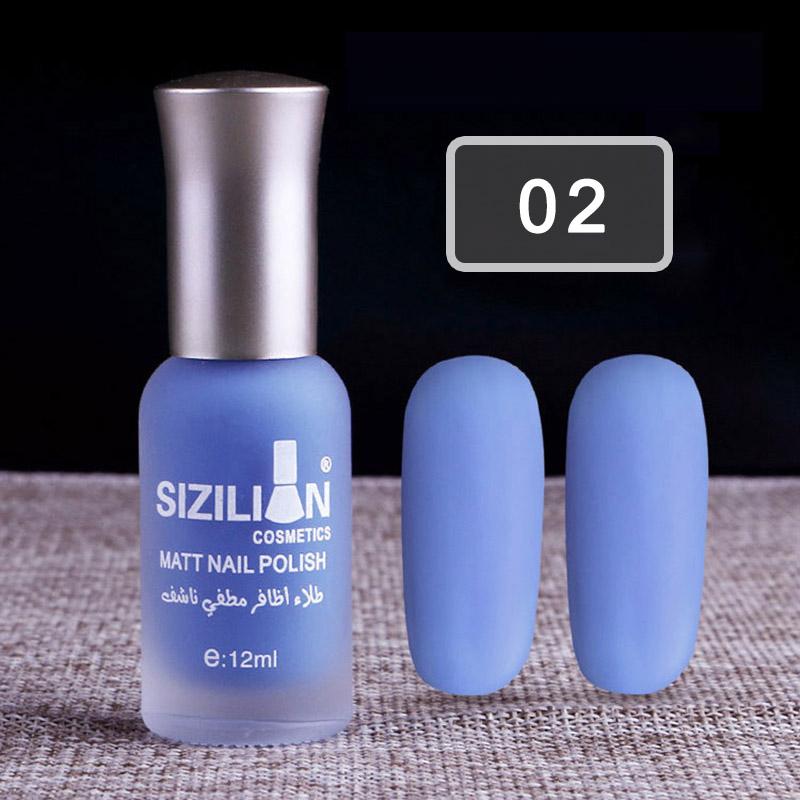 Candy Color Nail Polish: Candy Color Nail Polish Matte Art Manicure Non-toxic