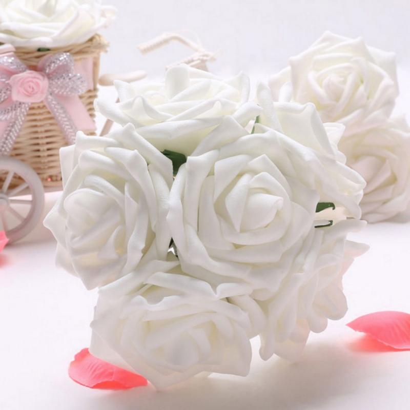 Artificial gypsophila flower fake silk wedding party for Artificial flower for wedding decoration