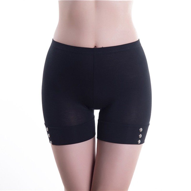 AU-Women-039-s-Lady-Dancing-Safety-Shorts-Leggings-Pants-Shorts-Seamless-HOT