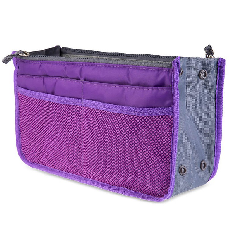Large Travel Zipper Hanging Bag