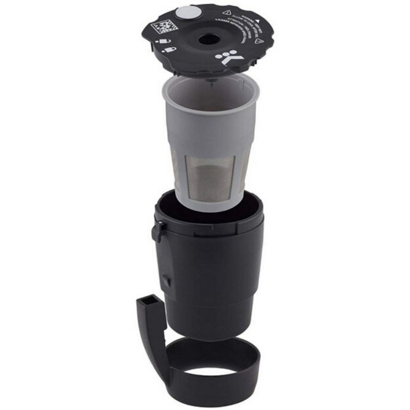 Reusable Coffee Filter for Coffee Machines Keurig 2.0 and K5