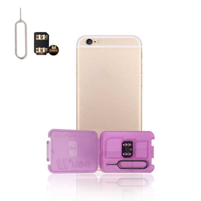 2019-RSIM-14-12-R-SIM-Nano-Unlock-Card-fits-iPhone-X-8-7-6-6s-5-4G-iOS-12-11-LOT thumbnail 16
