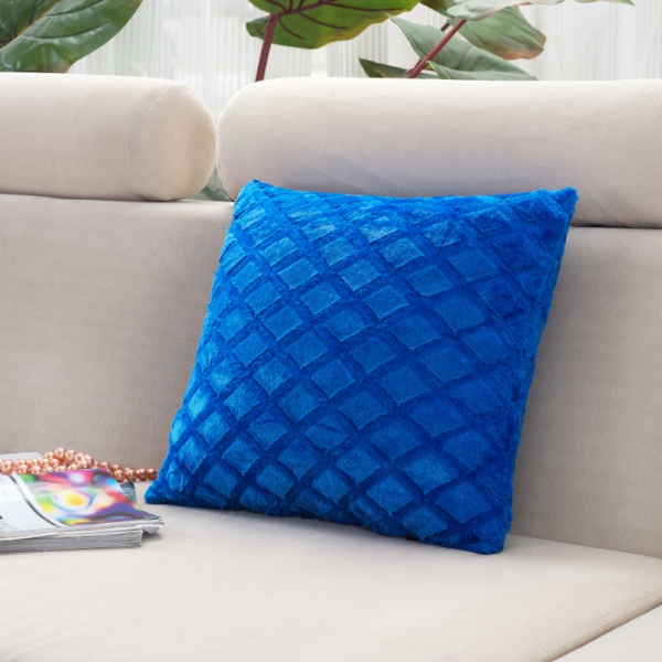 Modern Square Pillow Pull : Modern Living Room Sofa Bed Waist Cushion Cover Square Pillow Case Cover eBay