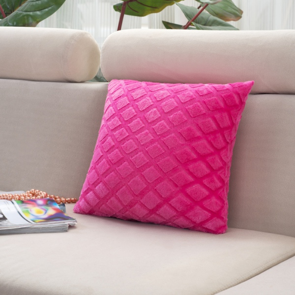Modern Living Room Sofa Bed Waist Cushion Cover Square Pillow Case Cover eBay