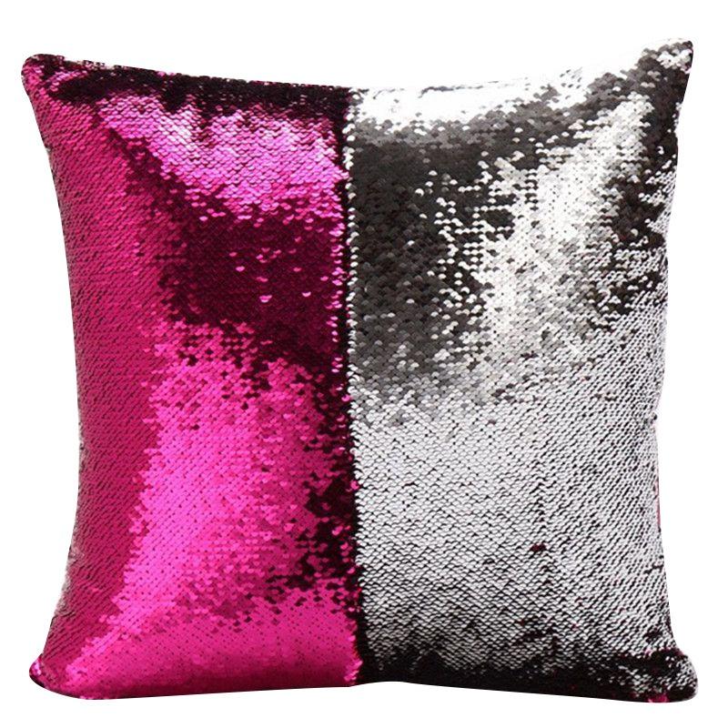 Magic-Vogue-Square-Sequin-Cushion-Cover-Glitter-Throw-