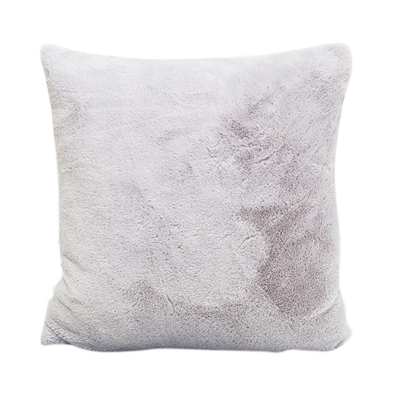 Soft Fur Fluffy Plush Throw Pillow Cases Home