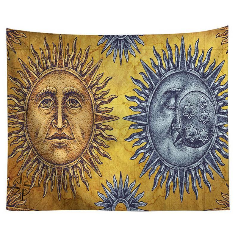 Mandala Boho Tapestry Indian Wall Hanging Decor Hippie Throw ...