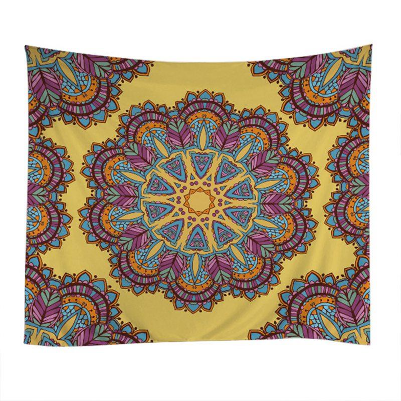 Boho Mandala Tapestry Wall Hanging Indian Hippie Throw