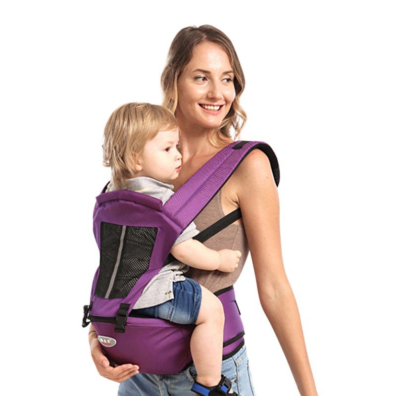 Baby-Hip-Seat-Carrier-Kid-Toddler-Newborn-Waist-Stool-Hold-Wrap-Backpack-Sling thumbnail 19