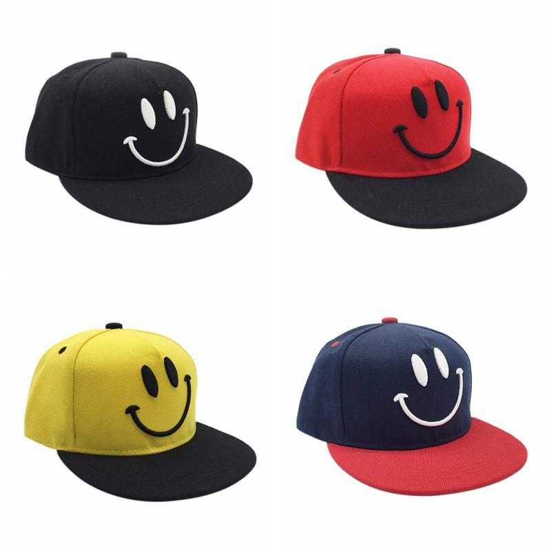02f15ec0d Details about Kids Baby Boy Girl Baseball Cap Flat Hip-hop Hat Toddler  Embroidery Snapback Hat