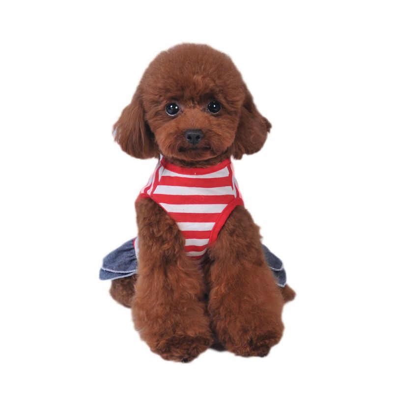 Hot-Pet-Dog-Polyester-Floral-Dress-Summer-Clothes-Puppy-Cat-Tutu-Skirt-Apparel thumbnail 22