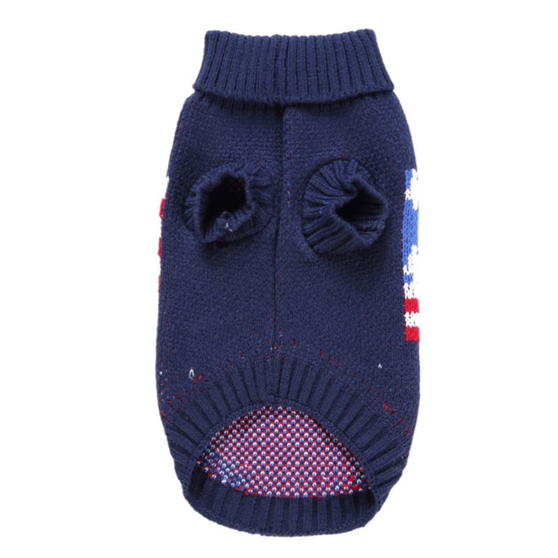 Pet-Dog-Knitted-Warm-Sweater-Puppy-Hoodie-Coat-Cat-Soft-Jumper-Apparel-Clothes thumbnail 31