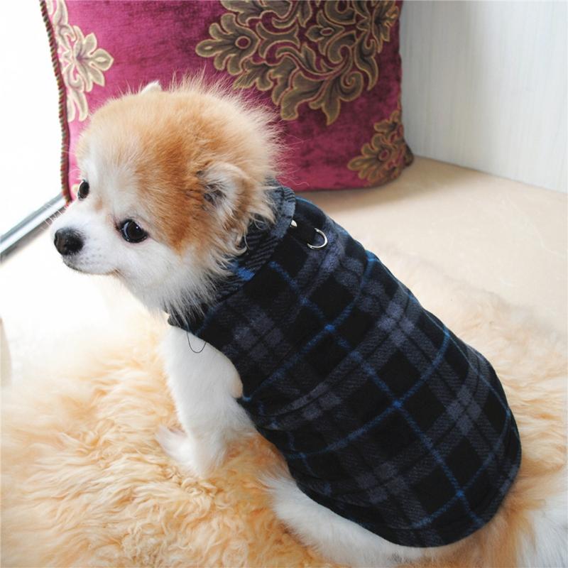 Pet Dog Fleece Knitwear Jumper Winter Coat Puppy Chihuahua Cat Sweater Clothes 2