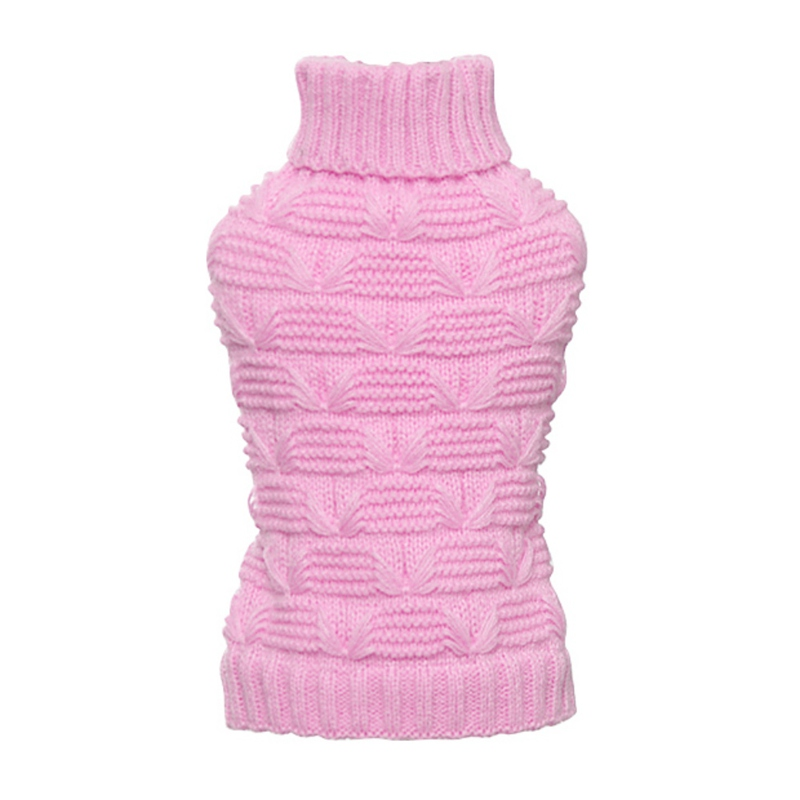 Dog-Winter-Warm-Sweater-Small-Pet-Coat-Clothes-Puppy-Cat-Jacket-Apparel-Costume thumbnail 20
