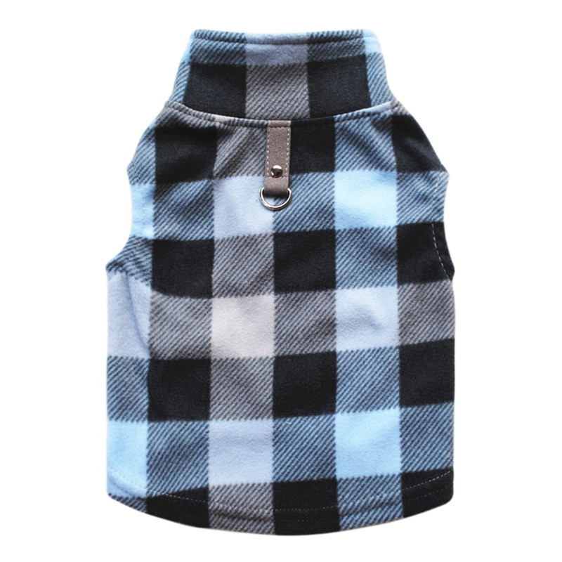 Small-Pet-Dog-Fleece-Harness-Vest-Puppy-Warm-Sweater-Coat-Shirt-Jacket-Apparel thumbnail 34