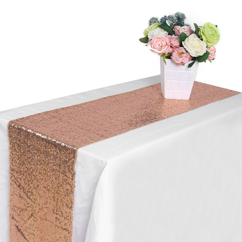 X sequin glitter table runners sparkle for 108 table runner