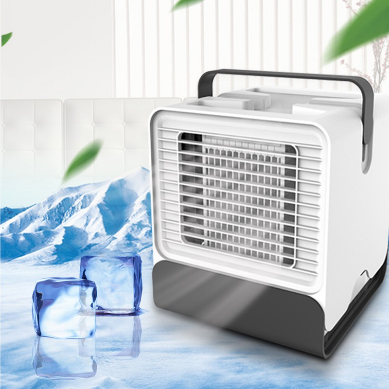 Details about Portable Mini Air Conditioner Water Cool Cooling Fan Artic  Air Cooler Humidifier