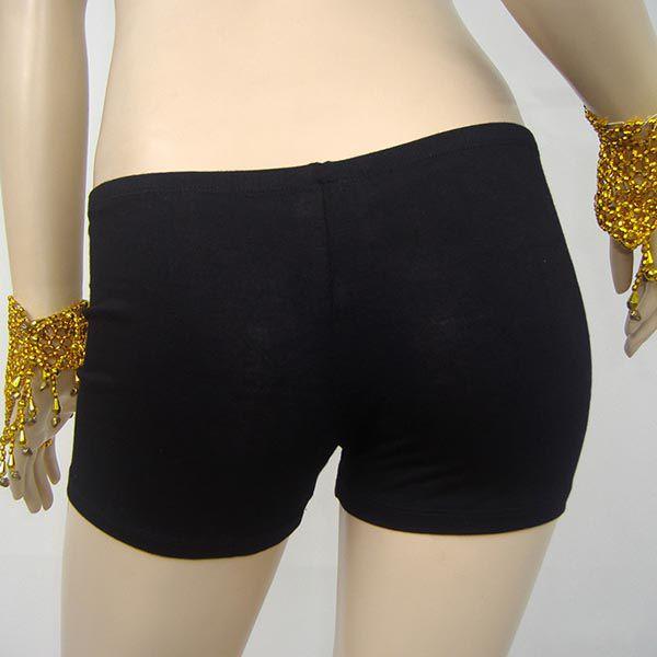 Womens Elastic Safety Underwear Leggings Yoga Dancing