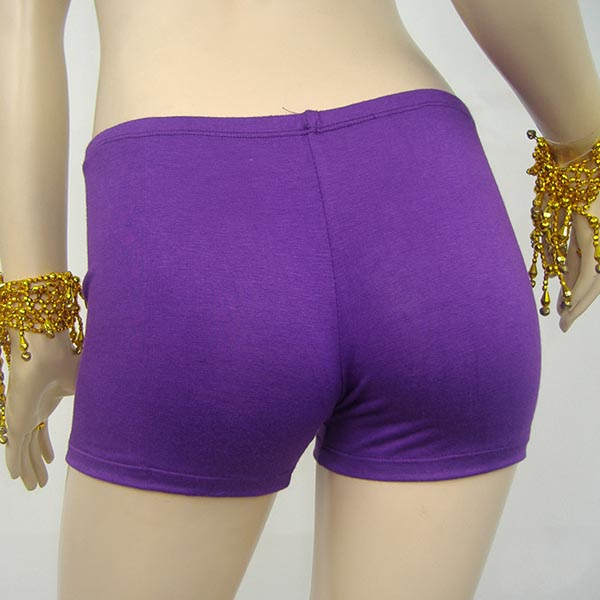 Inner Pants Women Dance Safety Colorful Underwear Sport Shorts ...