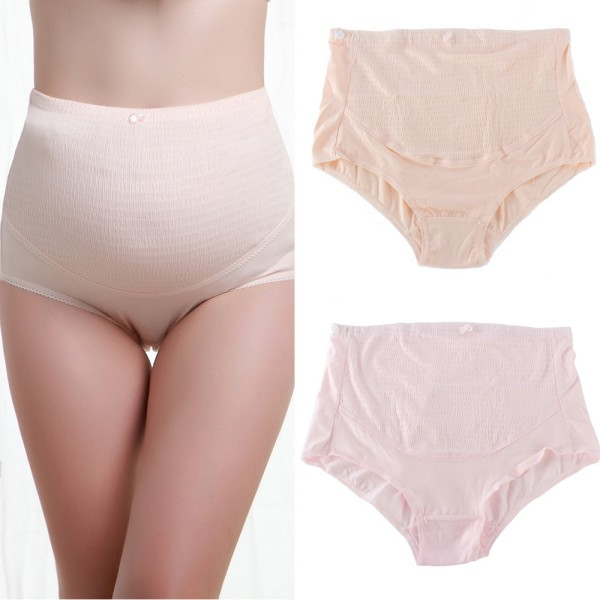 Pregnant Women Knicker Maternity Underwear Tummy Over Bump Support Panties 6