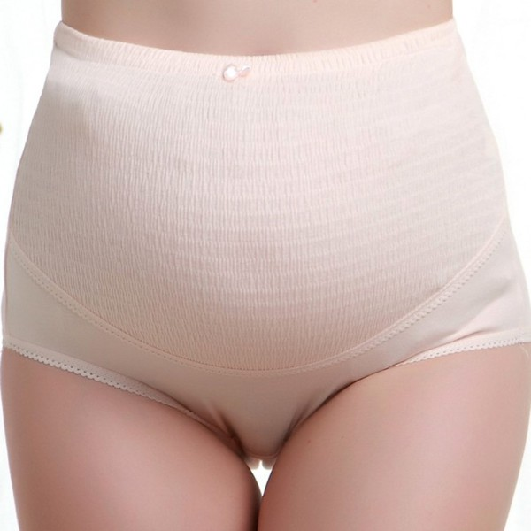 Pregnant Women Knicker Maternity Underwear Tummy Over Bump Support Panties 9