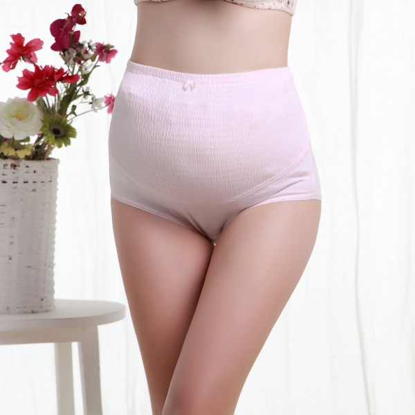 Pregnant Women Knicker Maternity Underwear Tummy Over Bump Support Panties 12