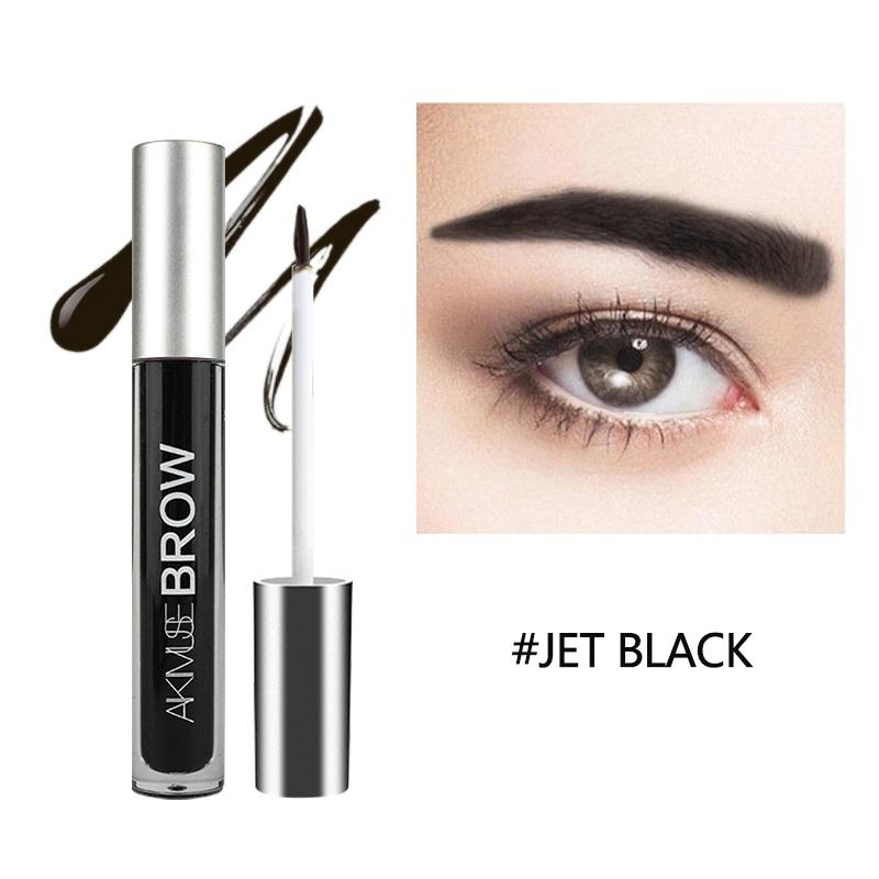 5 Colors Long Lasting Eyeliner Gel Eyebrow Tint Cream Waterproof
