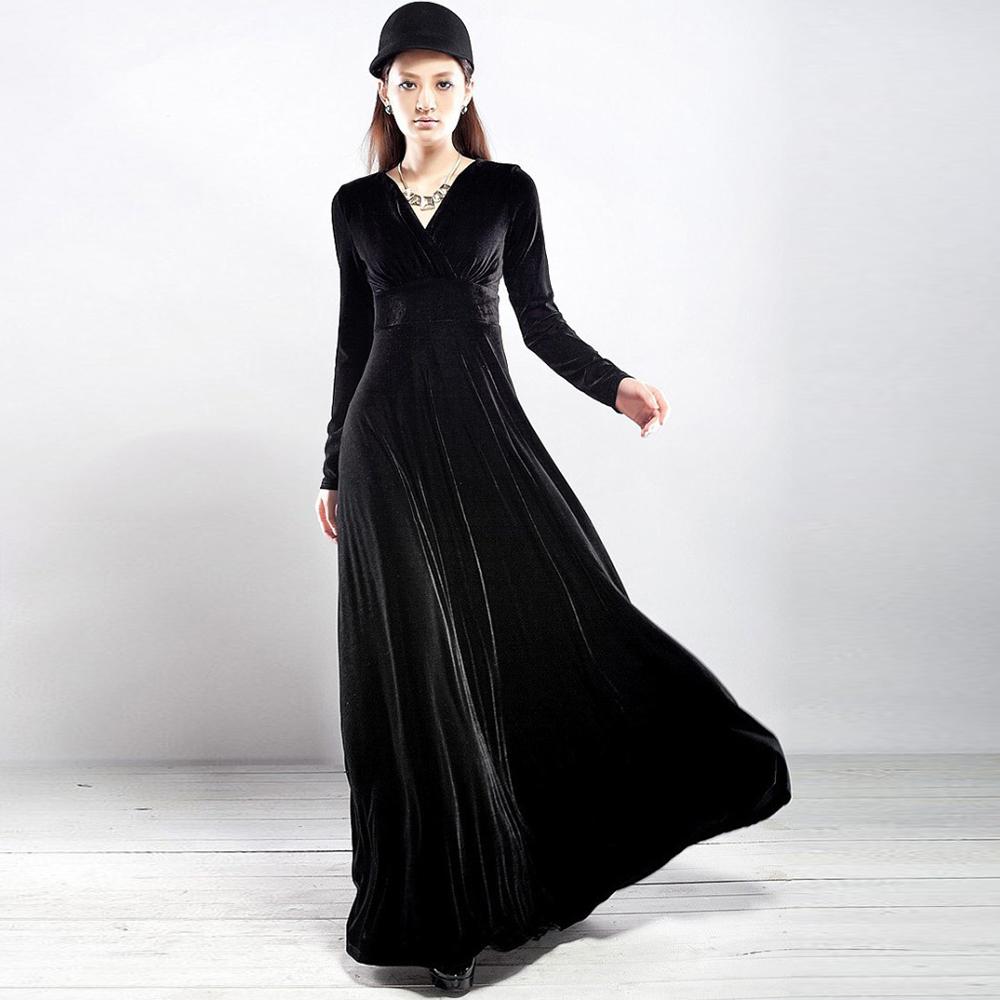 Warm Evening Dresses