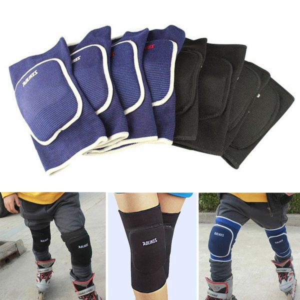Sports-Wrist-Knee-Pad-Bracer-Thigh-Elbow-Brace-Strap-Support-Arm-Bandage-Wraps thumbnail 9