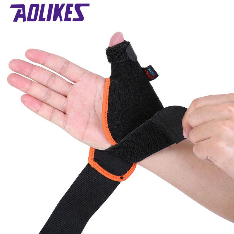 Sports-Wrist-Knee-Pad-Bracer-Thigh-Elbow-Brace-Strap-Support-Arm-Bandage-Wraps thumbnail 6
