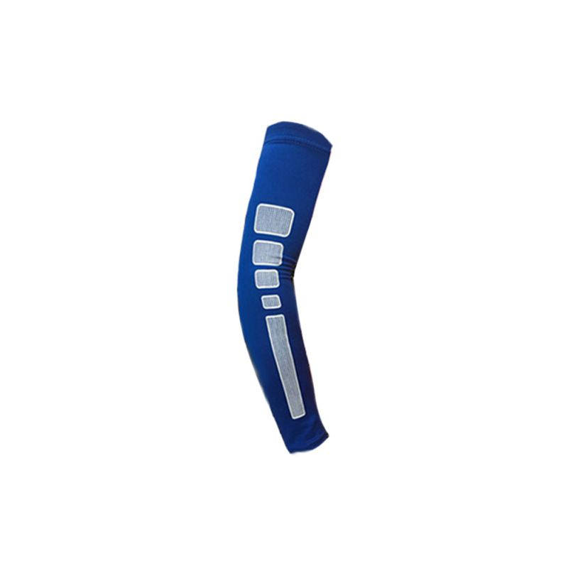 Elastic-Elbow-Arm-Guard-Support-Brace-Grip-Straps-Band-Gym-Power-Weight-lifting