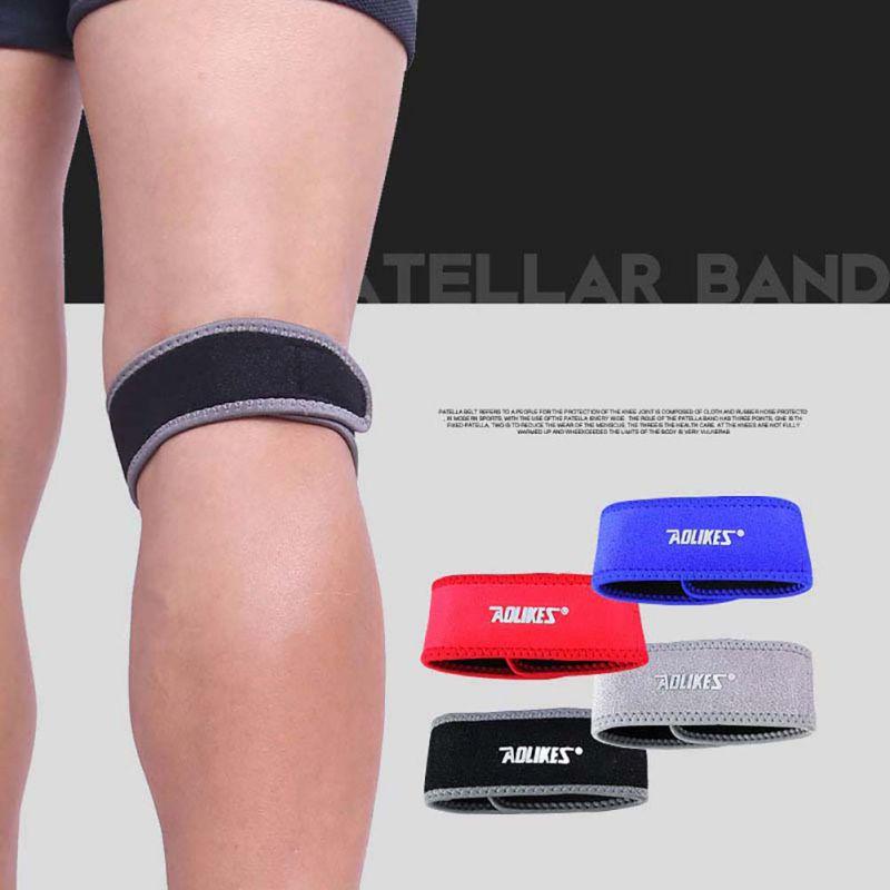 Sports-Wrist-Knee-Pad-Bracer-Thigh-Elbow-Brace-Strap-Support-Arm-Bandage-Wraps thumbnail 11