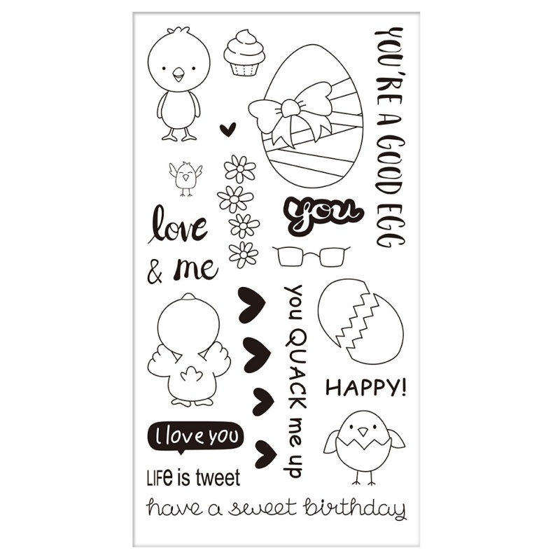 Transparent-Clear-Silicone-Rubber-Stamp-DIY-Cling-Diary-Scrapbooking-Card-Decors