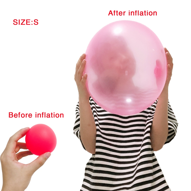 Big-Amazing-Bubble-Ball-Funny-Water-filled-Interactive-Rubber-Balloon-Balls-S-L thumbnail 8