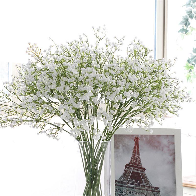 romantic artificial floral silk flowers fake flower