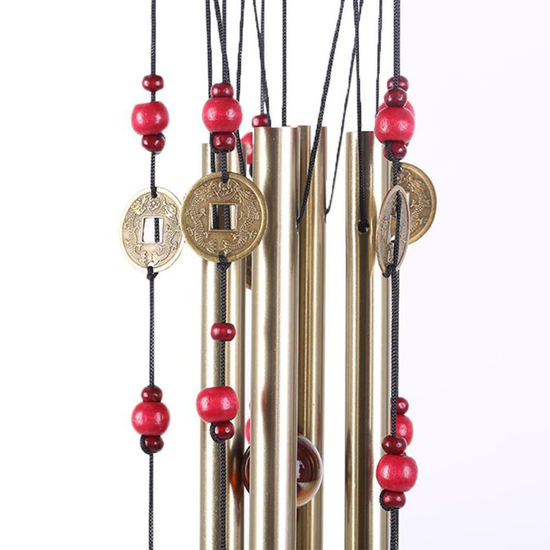 US-Large-Wind-Chimes-Aeolian-Bells-Ornament-Windbell-Gift-Yard-Garden-Home-Decor thumbnail 7