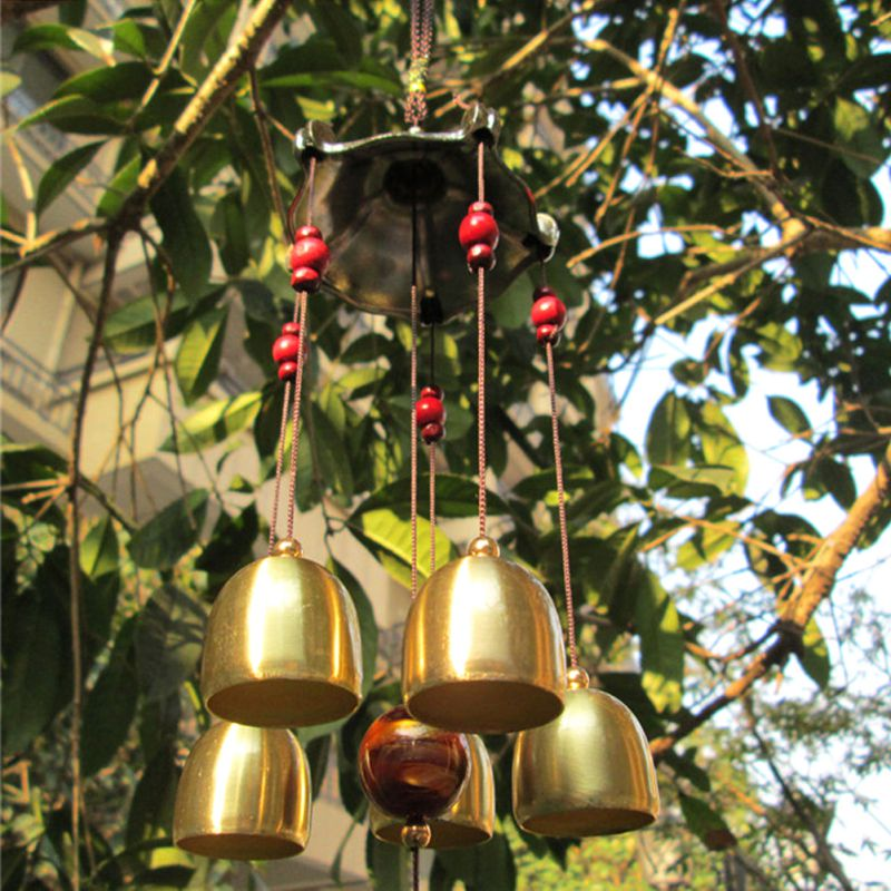 US-Large-Wind-Chimes-Aeolian-Bells-Ornament-Windbell-Gift-Yard-Garden-Home-Decor thumbnail 18