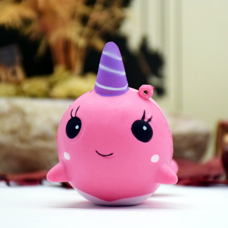Squishy Donut Unicorn : Lovely Squishies Donut Soft Bread Squishy Cat Charm Slow Rising Stress Reliever eBay