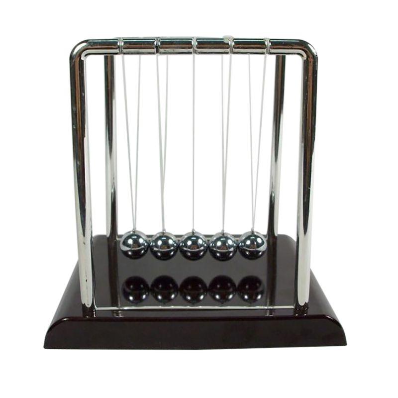 Newtons Classic Cradle Kinetic Executive Educational Toy