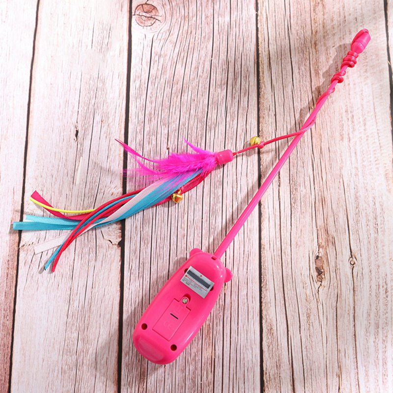 Cat-Teaser-Interactive-Toy-2in1-Tease-Cat-Wand-Toy-Red-Light-Exercising-Toys-USA