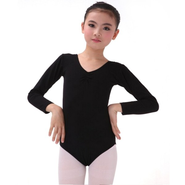 ac2b90c8eda0 Kids Girls Gymnastics Ballet Child Toddler Leotard Tutu Skirt Dance ...