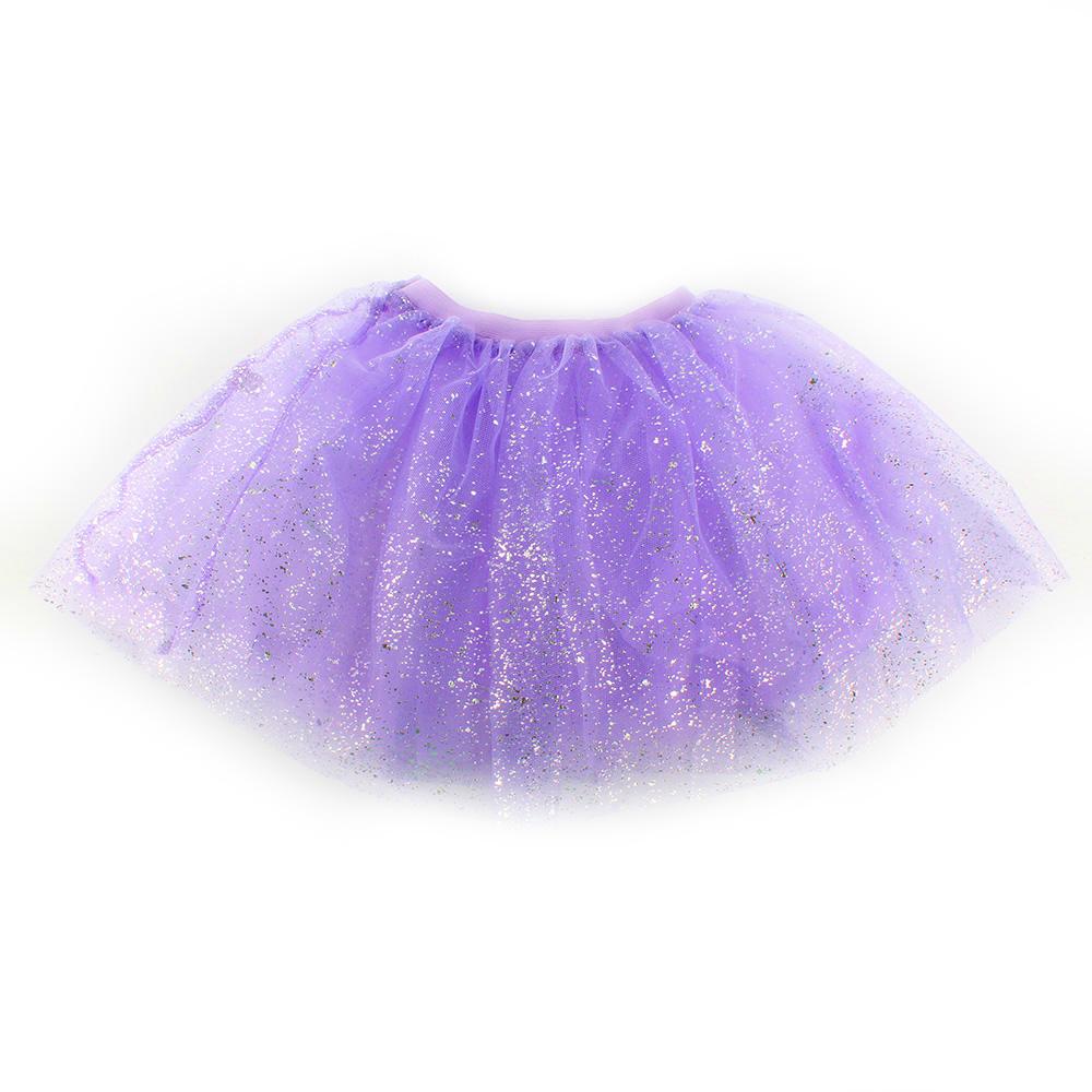 Stylish Baby Girl Tulle Tutu Mini Sparkle Skirt