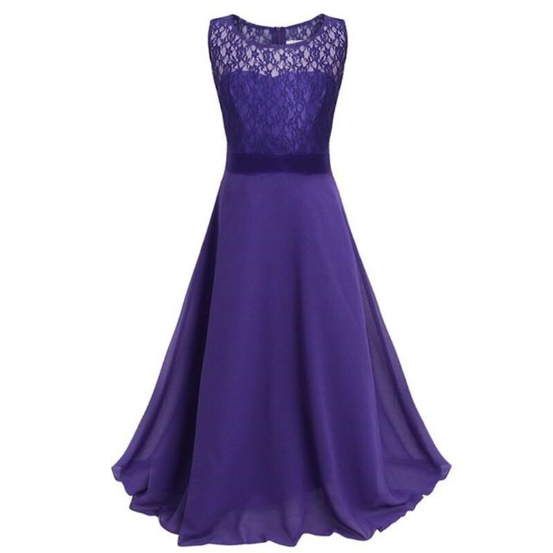 Light Violet Party Dress