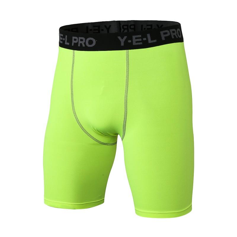 Men-039-s-Sports-Apparel-Skin-Tights-Compression-Base-Under-Layer-Running-Gym-Shorts