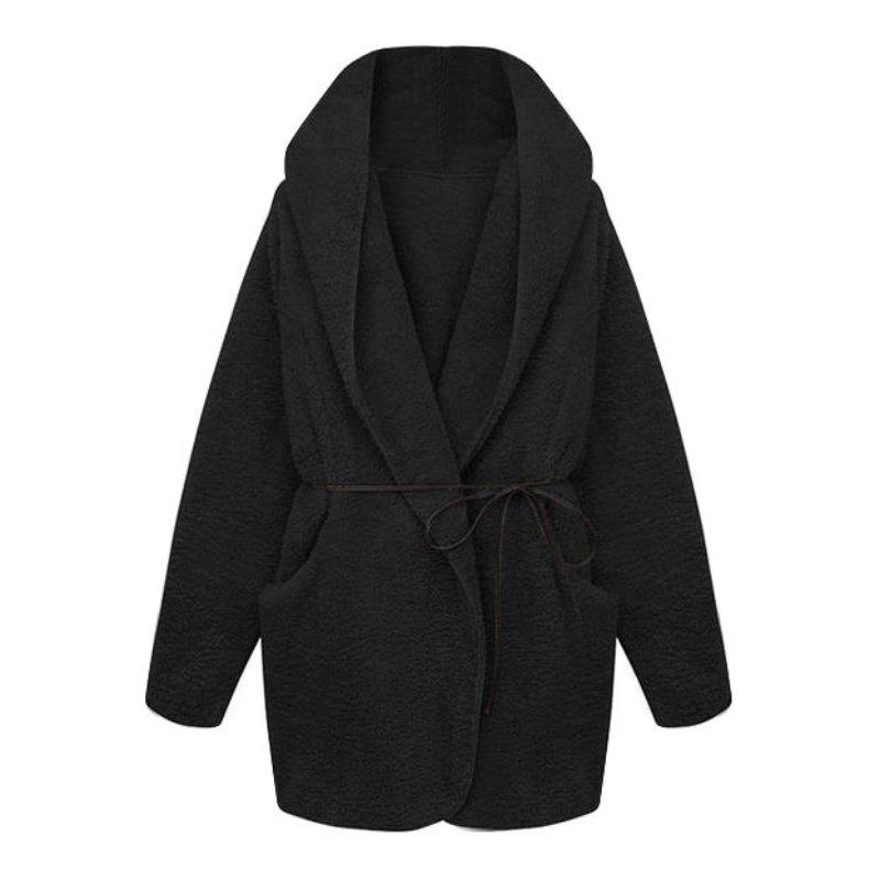 Women-Winter-Soft-Fleece-Thick-Hooded-Coat-Hoodie-Cardigan-Casual-Jacket-Sweater