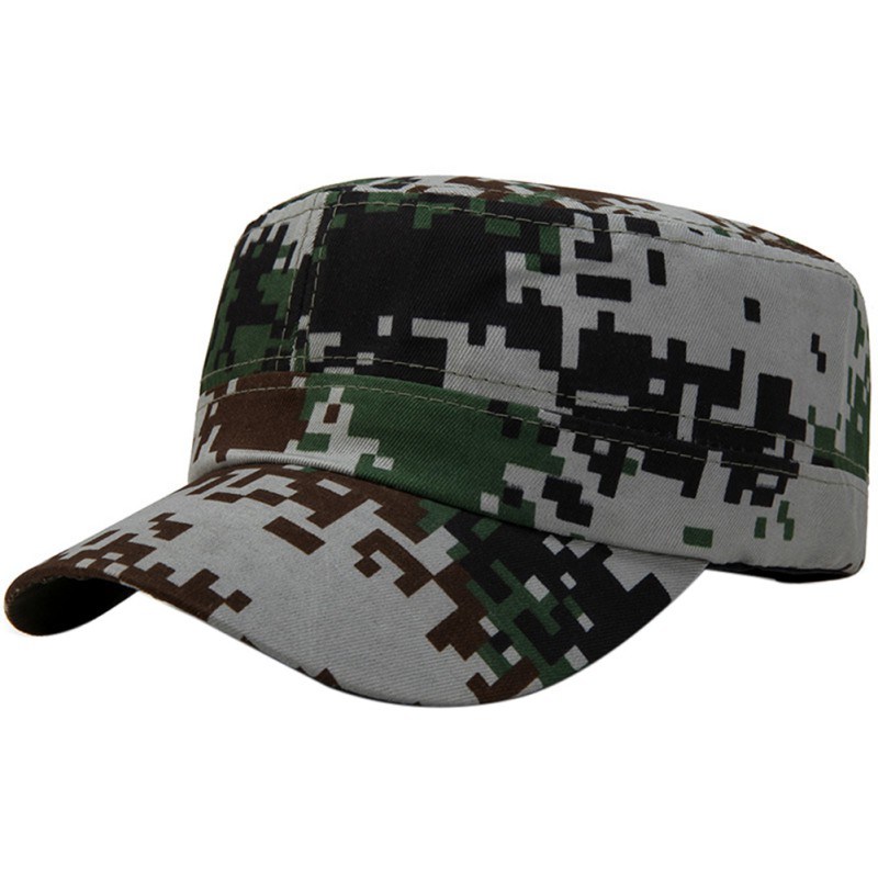 84b01eb12a2 Details about Outdoor Sports Men Women Cap Adjustable Camouflage Printed  Climbing Baseball Cap