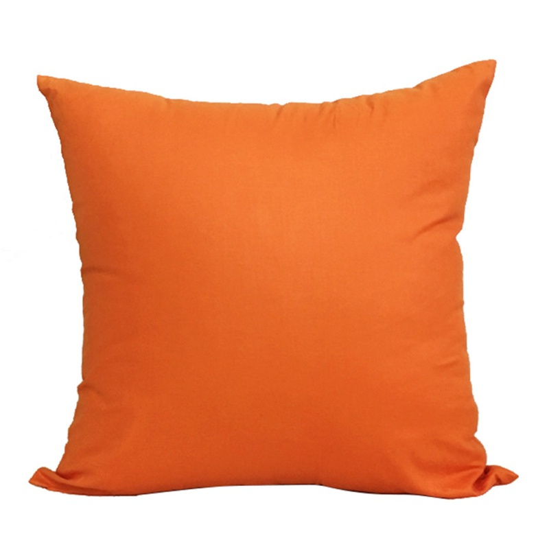 Retro Plain Throw Pillow Case Home Bed Sofa Decor Square Cushion Cover Shell eBay