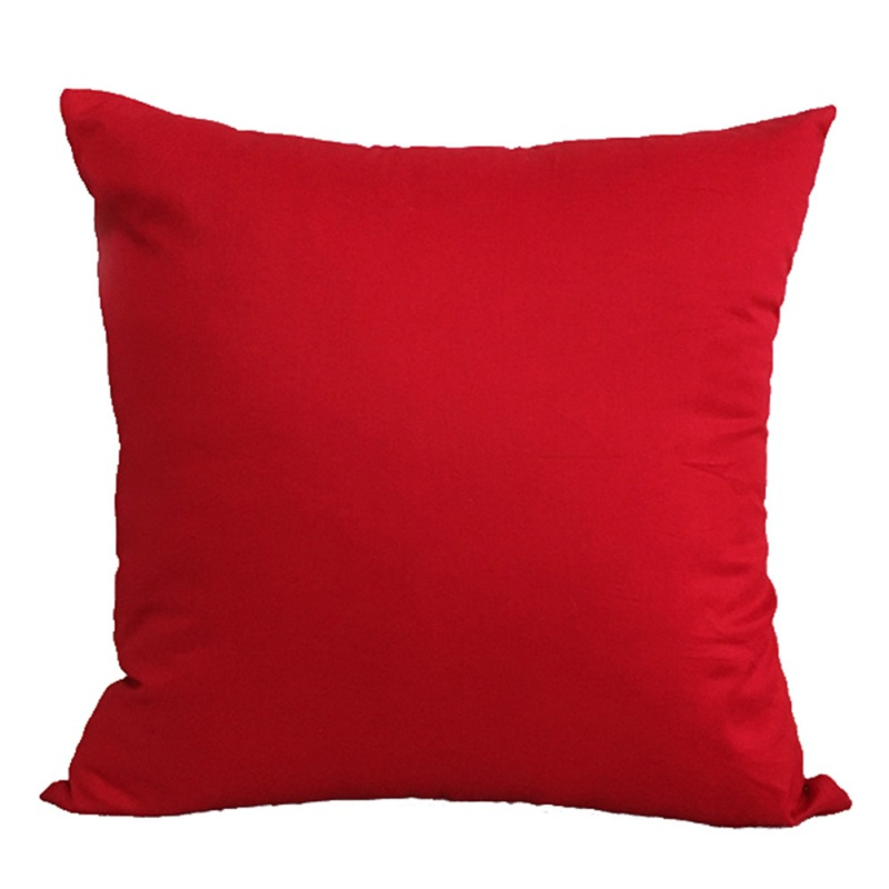 Throw Pillows Pictures : Retro Plain Throw Pillow Case Home Bed Sofa Decor Square Cushion Cover Shell eBay