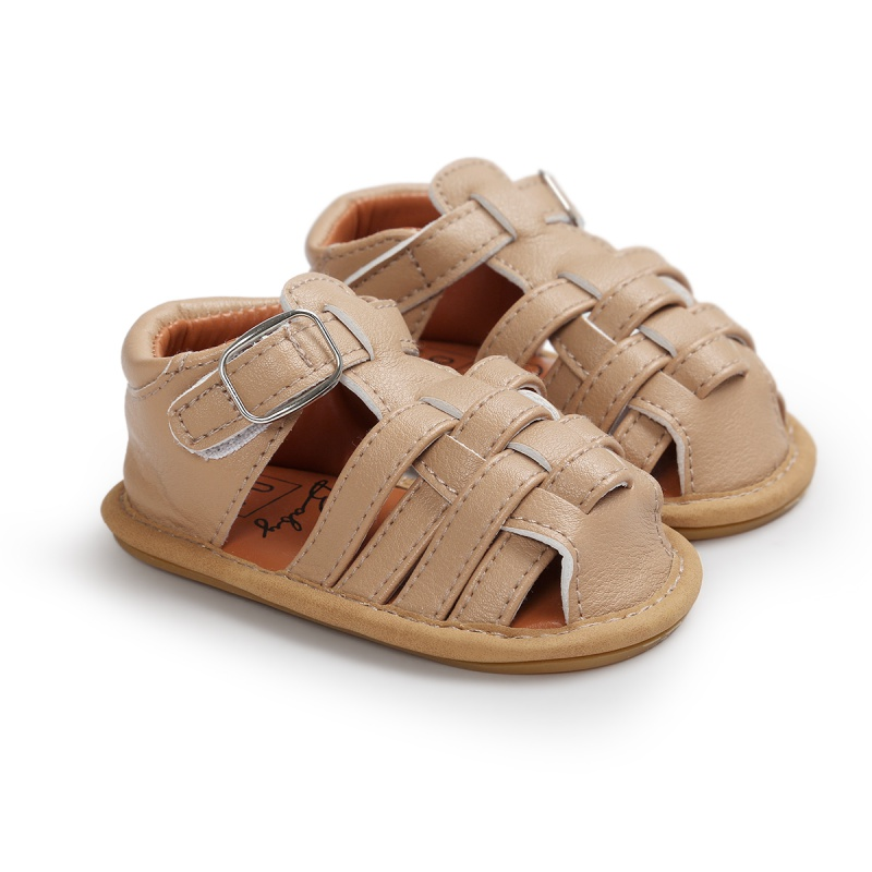 Summer Baby Boy Girl Sandals Soft Sole Crib Shoes ...